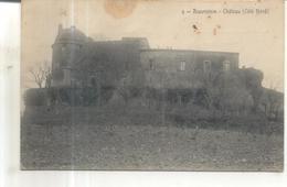 9. Beauvoisin, Chateau (coté Nord) - France