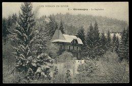 Les Vosges En Hiver - Giromagny - La Sapinière - Giromagny