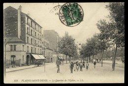 Plaine Saint-Denis - Le Quartier De L'Eglise - France