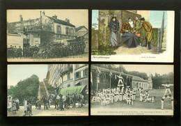 Beau Lot De 60 Cartes Postales De France ( 75 )  Paris       Mooi Lot Van 60 Postkaarten Van Frankrijk Parijs - 60 Scans - Cartes Postales