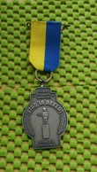 Medaille - Stichting Leeuwarden Wandel Unie 1963 ,  See The 2  Foto S  For Condition. ( Originalscan !!! ) - Netherland