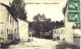 Carte Postale Ancienne De AROFFE - Place De La Mairie - France
