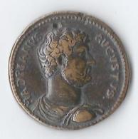 Monnaie Romaine Antonins HADRIEN Sesterce (Padouan) 30 Grammes Environ Bronze - 3. La Dinastía Antonina (96 / 192)