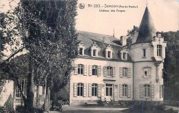 Andenne - Thon-Samson - Le Château Des Forges - Andenne