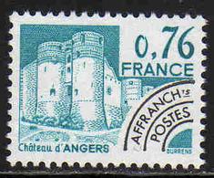 FRANCE : Préoblitéré N° 166 ** - - Vorausentwertungen