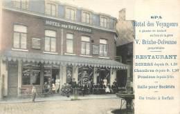 Spa - Hôtel Des Voyageurs - Spa