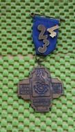 Medaille - Avondvierdaagse / Four Evenings Marches / .wandertage Bramsche  ( Originalscan !!! ) - Netherland
