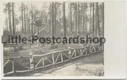 Foto Russisches Massengrab Bei Gatischtsche Russland 1916 Ostfront Nördlich Stolowitschi Weissrussland Landwehr IR 72 - Guerre 1914-18