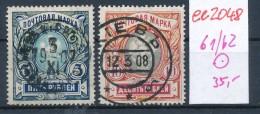 Russland Nr. 61-62 O     (ee2048  ) Siehe Scan - 1857-1916 Empire