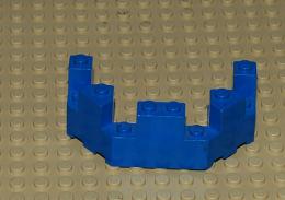 Légo Tourelle Bleu De Chateau Ref 6066 4x8x2 1.3 - Lego Technic