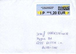 Auslands - Brief Von ? Mit € 1,20 Bar Frei 2018 - 2013-... Marianne De Ciappa-Kawena