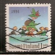 FINLANDE  N°   1203   OBLITERE - Finlande