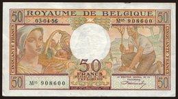 50 Francs, 1956 - Unclassified