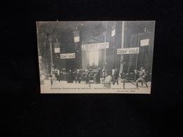 Sports .Finale Du Championnat De Cerf - Volo. Paris 1908 .Voir 2 Scans. - Cartes Postales