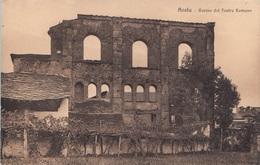 Aosta. Rovine Del Teatro Romano - Aosta