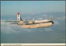 Heavylift Cargo Airlines Limited SC5 Belfast Freighter - Dennis Postcard - 1946-....: Modern Era