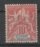 St. Pierre Et Miquelon 68 * - France (ex-colonies & Protectorats)