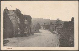 General View, Ashopton, Derbyshire, 1904 - GWW Postcard - Derbyshire
