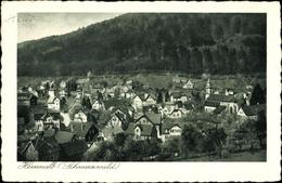 Cp Bad Herrenalb Im Schwarzwald, Gesamtansicht Der Ortschaft - Germania