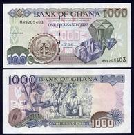 Ghana 1000 Cedis 2003 P-32 UNC - Ghana