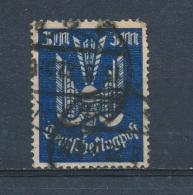Duitse Rijk/German Empire/Empire Allemand/Deutsche Reich 1922 Mi: 217 (Gebr/used/obl/o)(3538) - Duitsland