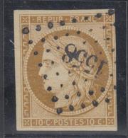 O N°1 - 3 Belles Marges - TB - 1849-1850 Ceres