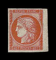 (*) N°5 - BDF - TB - 1849-1850 Ceres