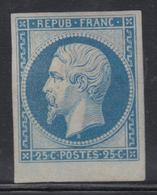 * N°10c - Réimpression - BDF - TB - 1852 Louis-Napoleon
