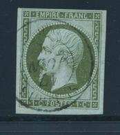 O N°11 - Beau Càd T15 - TB - 1853-1860 Napoleon III