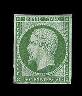 * N°12 - Belle Gomme - TB - 1853-1860 Napoleon III