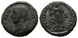Follis De Licinus I 2,57 G (RIC VII Cyzicus 9) - 7. El Impero Christiano (307 / 363)
