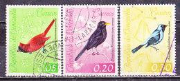 Uccelli-Venezuela 1962 - Sparrows