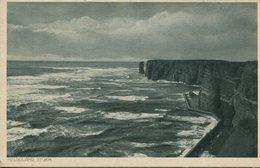 004094  Helgoland Sturm  1928 - Helgoland