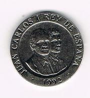 &-   SPANJE 200 PESETAS 1992 MADRID - EUROPEAN CULTURE CAPITAL - BEAR BY TREE - [ 5] 1949-… : Royaume