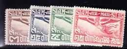 * PA N°2/3, 5/6 - 4 Valeurs - TB - Siam