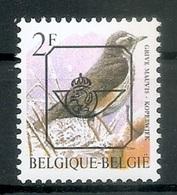 BELGIE * Buzin  PRE * Nr 819 A.P8 * Postfris Xx * FLUOR PAPIER - 1985-.. Oiseaux (Buzin)