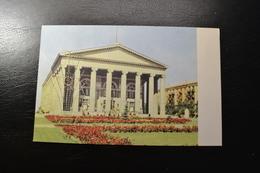 Postcard Donetsk Musical-Drama Theater Named After Artem - Ukraine