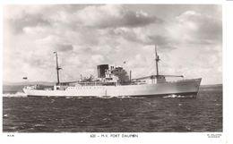 Bateau - Ship - Boat - M.V. Fort Dauphin - Bateaux