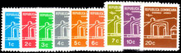 Dominican Republic 1967 National Shrine Set Unmounted Mint. - Dominican Republic