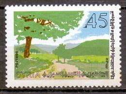 Syria 1985 Woodland Conservation, Tree (1v) MNH (M-72) - Syria