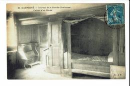 CPA - Carte Postale - France -La  Grande Chartreuse-Couvent - Cellule D'un Moine -1926 - S997 - Saint-Pierre-d'Entremont