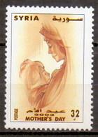 Syria 2003 Mother's Day (1v) MNH (M-73) - Syria