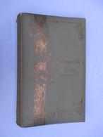 ALBUM CARTES POSTALES ANCIENNES Vide (V1801) Dim : 27 X 41 Cm (6 Vues) Contenance : +/- 432 Cp Art Déco / Art Nouveau - Materiali