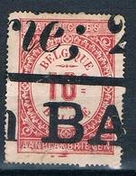 Gestempelde Aanplakzegel Voor 1.30 Euro - Revenue Stamps