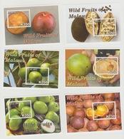 Malawi 2016 Wild Fruits Früchte Flore Flora MNH** - Fruits