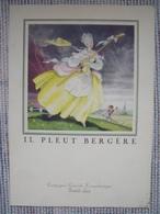 PAQUEBOT - ILE DE FRANCE  = UN ANCIEN MENU DU LUNDI 27 DECEMBRE 1954 - Bateaux