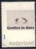 Nederland 2018 Ucollect  Vogel  Grutto  In Dans    Dancing Gotwit    Postfris/mnh/sans Charniere - Periode 1980-... (Beatrix)