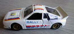 Lancia Rally  - Solido - 1/43 ème - Solido