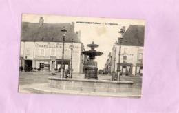 F2101 - HENRICHEMONT - D18 - La Fontaine - Chapellerie - Maison Morizet - Henrichemont
