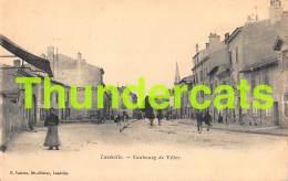 CPA 54 LUNEVILLE FAUBOURG DE VILLER - Luneville